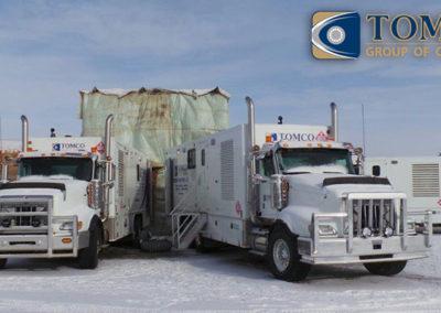 PWHT Stress Trucks